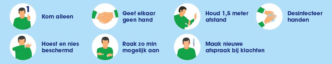 hygiene-regels arbo unie